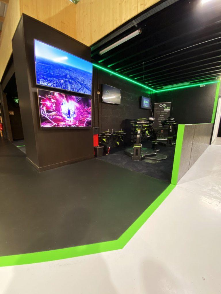 Espace Virtual game